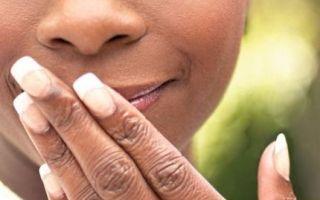 Грибок во рту, причины, симптомы и лечение
